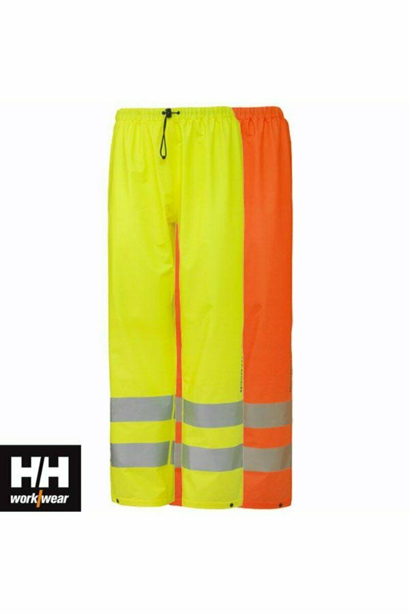 Helly Hansen Workwear Narvik EN471 Hi Vis Waterproof Pant 70460