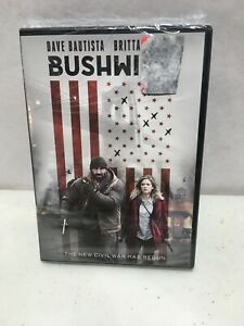 Bushwick-Sealed-DVD-Dave-Bautista-amp-Brittany-Snow-New-Civil-War-Has-Begun-2016