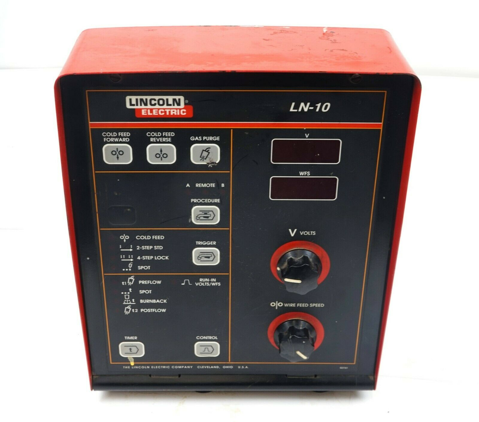 Lincoln Electric Control
