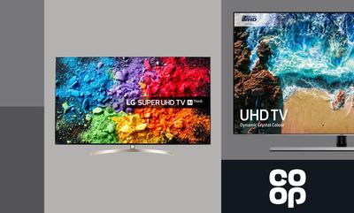 Buy any TV & Soundbar and save £30