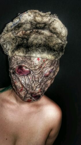 SILENT HILL NURSE MASK #2 with hat
