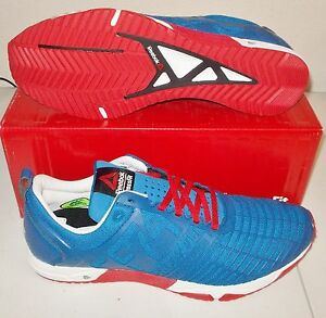 f187ff62be1 Image is loading NEW-REEBOK-CROSSFIT-SPRINT-TR-Blue-Red-White-