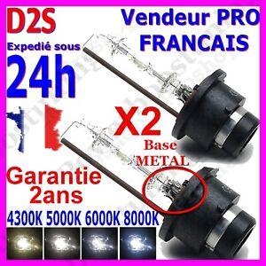 2-Ampoules-D2S-55W-Xenon-6000K-Lampe-rechange-remplacement-feu-phare-origine-HID
