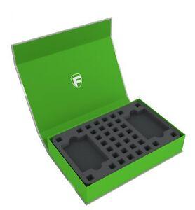 Feldherr-Magnetbox-gruen-fuer-Dice-Master-1-Deck-und-113-Wuerfel