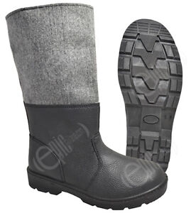 German-Army-Style-Cold-Weather-Winter-Boots-Leather-Snow-Extreme-EVA-Insoles