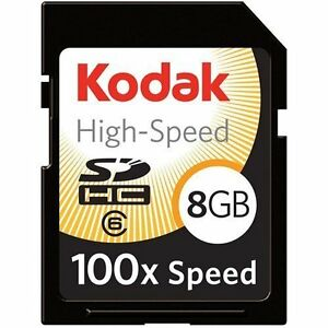 LOT 4 New 32GB = 128GB SDHC SD FLASH Memory MEDIA Card CLASS 6 CAMERA ETC