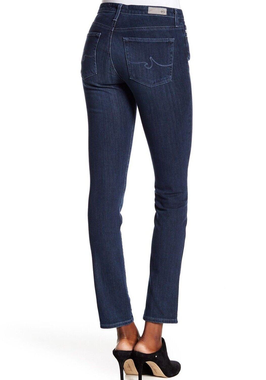 Nwt Adriano Goldschmied Sz27 The Prima Zigaretten Midrise Jeans Stretch Ida