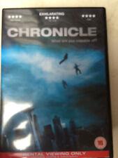 Michael B. Jordan CHRONICLE 2012 Adolescente Superhéroe/Fantasía Película GB DVD