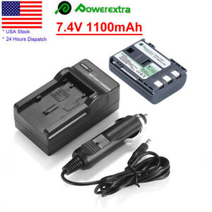 NB-2LH-NB2L-Battery-Charger-For-Canon-Rebel-XT-XTi-EOS-350D-PowerShot-S30-G9