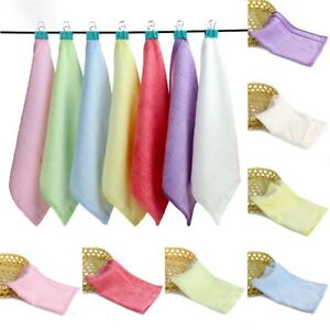 Bamboo-Fiber-Small-Towels-Cloths-for-Kids-Washing-Face-Grooming-Hand