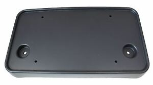2003-2011 Lincoln Town Car Front License Plate Mounting