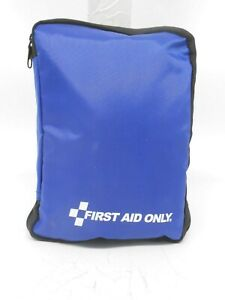 First Aid Only Kit, Fabric, Vehicle-Opened
