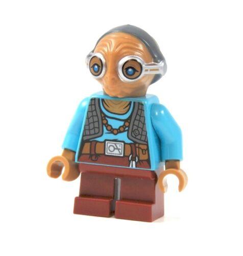 LEGO ® Star Wars ™ personnage MAZ Kanata minifigur sw0703 75139 Battle on takodana NEUF