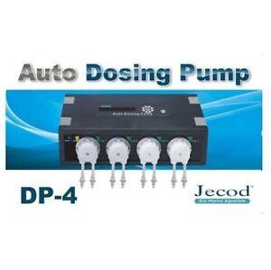 Efficient Jebao Pet Supplies Pumps (water) Jecod Pompa Dosatrice Automatica Dp-4,dp-3,dp-2,dp-4s,dp-3s+accessori