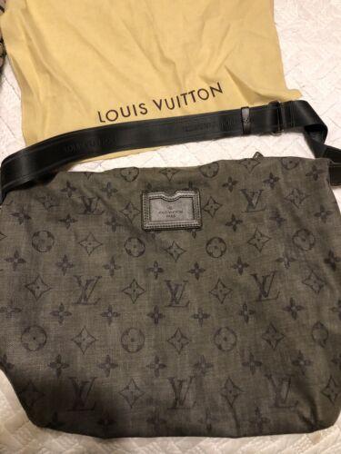 Louis Vuitton Denim Impression Messenger Crossbody