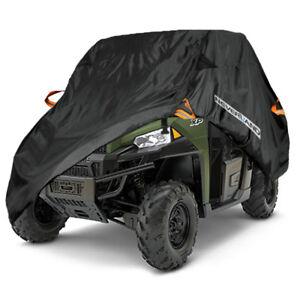 Utility Vehicle Cover Sxs Waterproof For Polaris Ranger Xp 1000 900 800 Premium Ebay