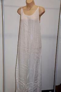straps New Raviya Swimsuit Bikini Cover Up Maxi Dress Size XL White adj