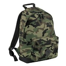 Geocache Geocaching Back Pack Bag Adjustable shoulder straps - 18 litres  CAMO 414a1184ac4f2