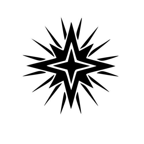 Christmas Star Religious Nativity Bethlehem #26 Unmounted Rubber Stamp round
