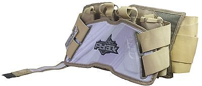 Pbrack Jetpack Tan POD Pack Harnais Neuf 4+5+6 jusqu/'à 15 gousses-Navires Free PB Rack