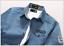 Men-039-s-New-Casual-Stylish-Jean-Denim-Slim-Fit-Long-Sleeve-Shirt-3-Colors-010 thumbnail 6