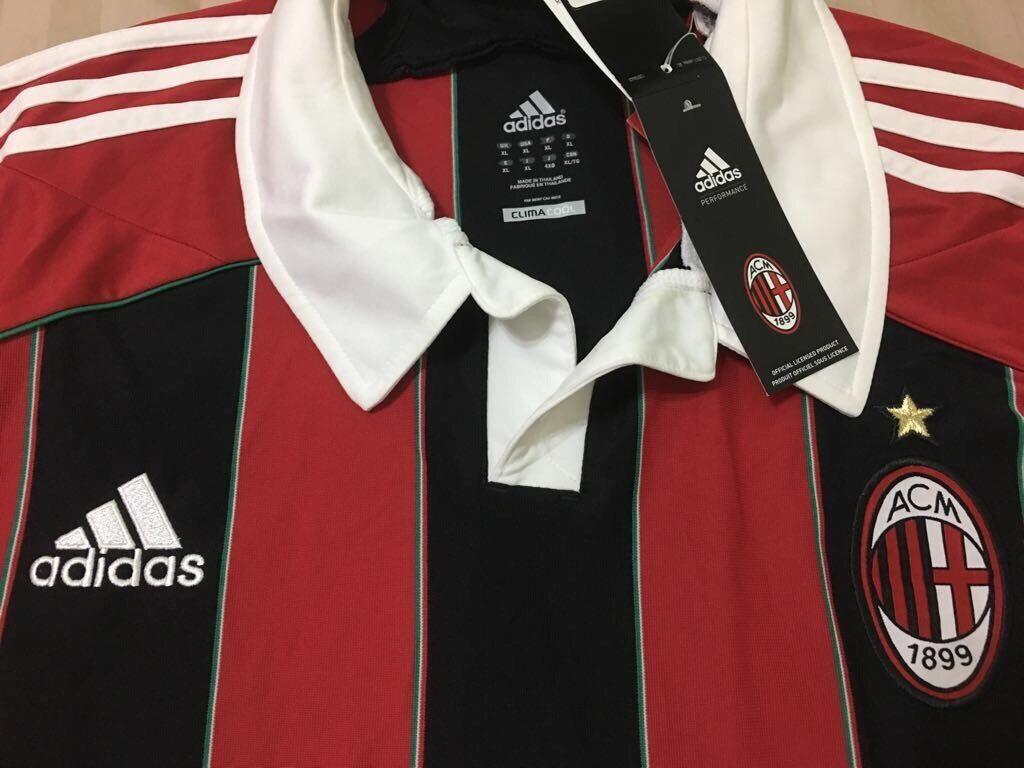 AC Milan Home XL MARCA NUEVA CON ETIQUETAS