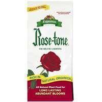 Rose-tone 8lb 4-3-2 Fertilizer Plant Rose Food Garden