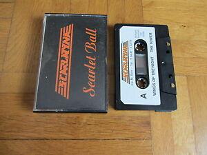 SCARLATYNA-Scarlet-Ball-RARE-original-1991-DEMO-Cassette-Tape-progressive-metal
