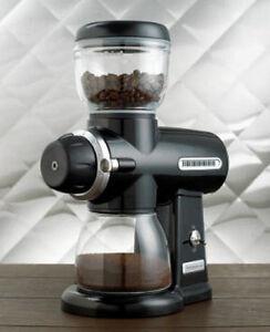 BRAND-NEW-w-Warranty-KitchenAid-Pro-Line-Burr-COFFEE-GRINDER-KPCG100OB-Professi
