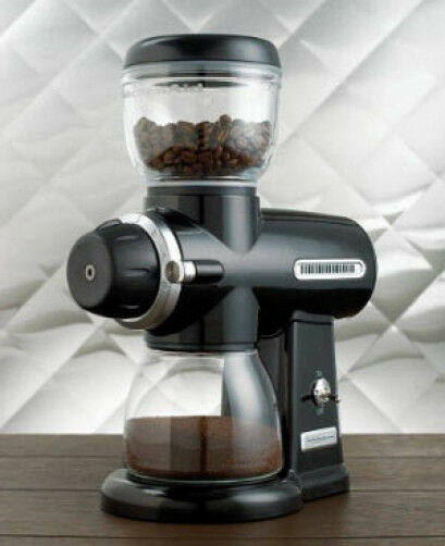 BRAND NEW w/ Warranty KitchenAid Pro Line Burr COFFEE GRINDER KPCG100OB Professi