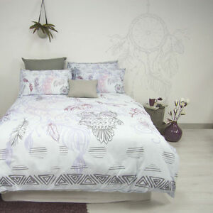 Retro Home Twilight Dream Catcher Quilt Doona Cover Set SINGLE DOUBLE QUEEN KING
