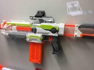 NERF-Blaster-Wall-Mount-NERF-Blaster-Wandhalterung