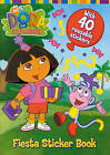 Dora Sticker Book by Alligator Products Limited (Mixed media product, 2005)