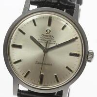 Vintage OMEGA Seamaster Chronometer cal.551 Automatic Men's Wrist Watch_346199