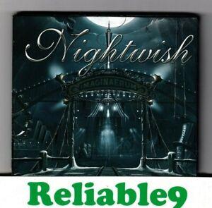 Nightwish-Imaginaerum-Limited-2CD-Digipak-Rare-2011-Warner-Made-in-Australia