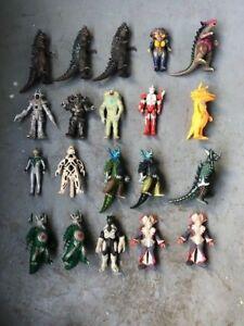 Ultraman Vinyl Figures Bandai Kaiju Standard Size Godzilla