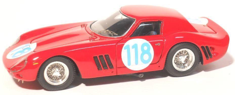 Kit Ferrari 250 GTO 64 ch.4675 GT Targa Florio 1964 Modelling Plus kit 1 43