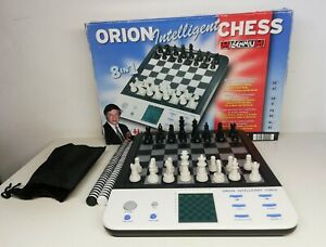"JEU D'ECHEC ""ORION INTELLIGENT CHESS 8 IN 1 ANATOLY KARPOV"" millénium"