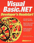 Visual Basic.NET Developer's Headstart by Jason Beres, Jeffrey Shapiro (Paperback, 2001)