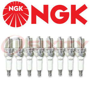 Set-of-8-NGK-R5671A7-4091-NGK-V-Racing-Spark-Plugs