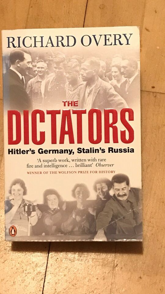 The Dictators - Hitlers Germany, Stalins Russia, Richard