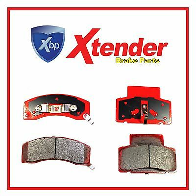 MD459 Front New Brake Pads Semi Metallic Set For Chevy Van Express 2500//3500