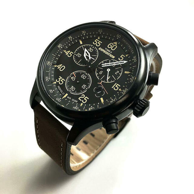Men S Timex Expedition Rugged Metal