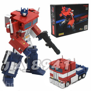 NEW Transformers GT 5 Optimus Prime Combat  Commander actions figure toy