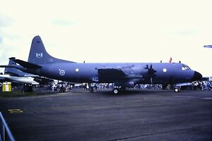 2-122-2-Lockheed-P-3-Orion-Canadian-Air-Force-Kodachrome-SLIDE