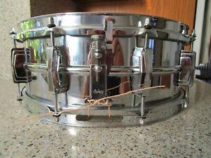 Ludwig-LM400-Supraphonic-5x14-Snare-Drum