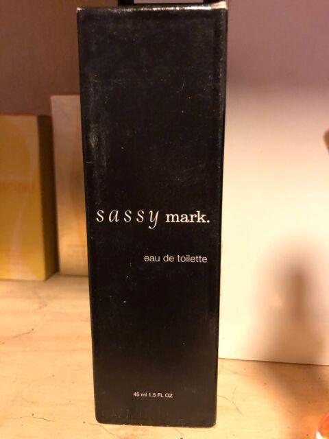 Avon Mark Original Sassy Eau De Toilette Perfume Spray 1.5 Oz NEW IN BOX NIB