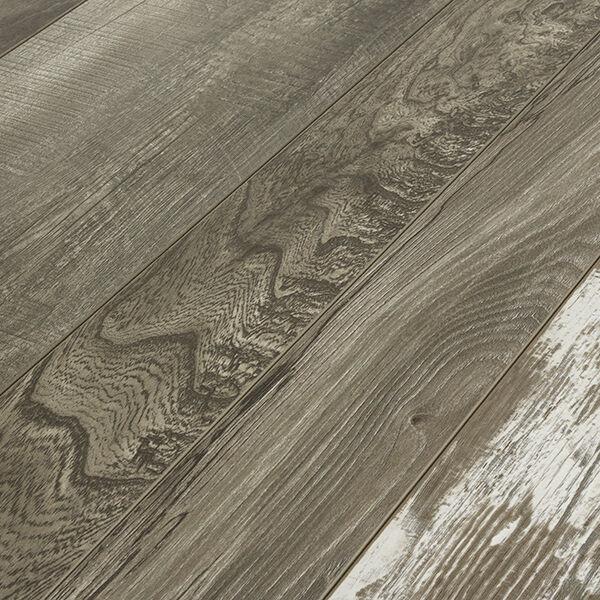 Armstrong Woodland Reclaim Old Original Barn Gray Laminate Flooring