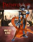 Pathfinder Adventure Path Council of Thieves V. 3 What Lies in Dust by Michae