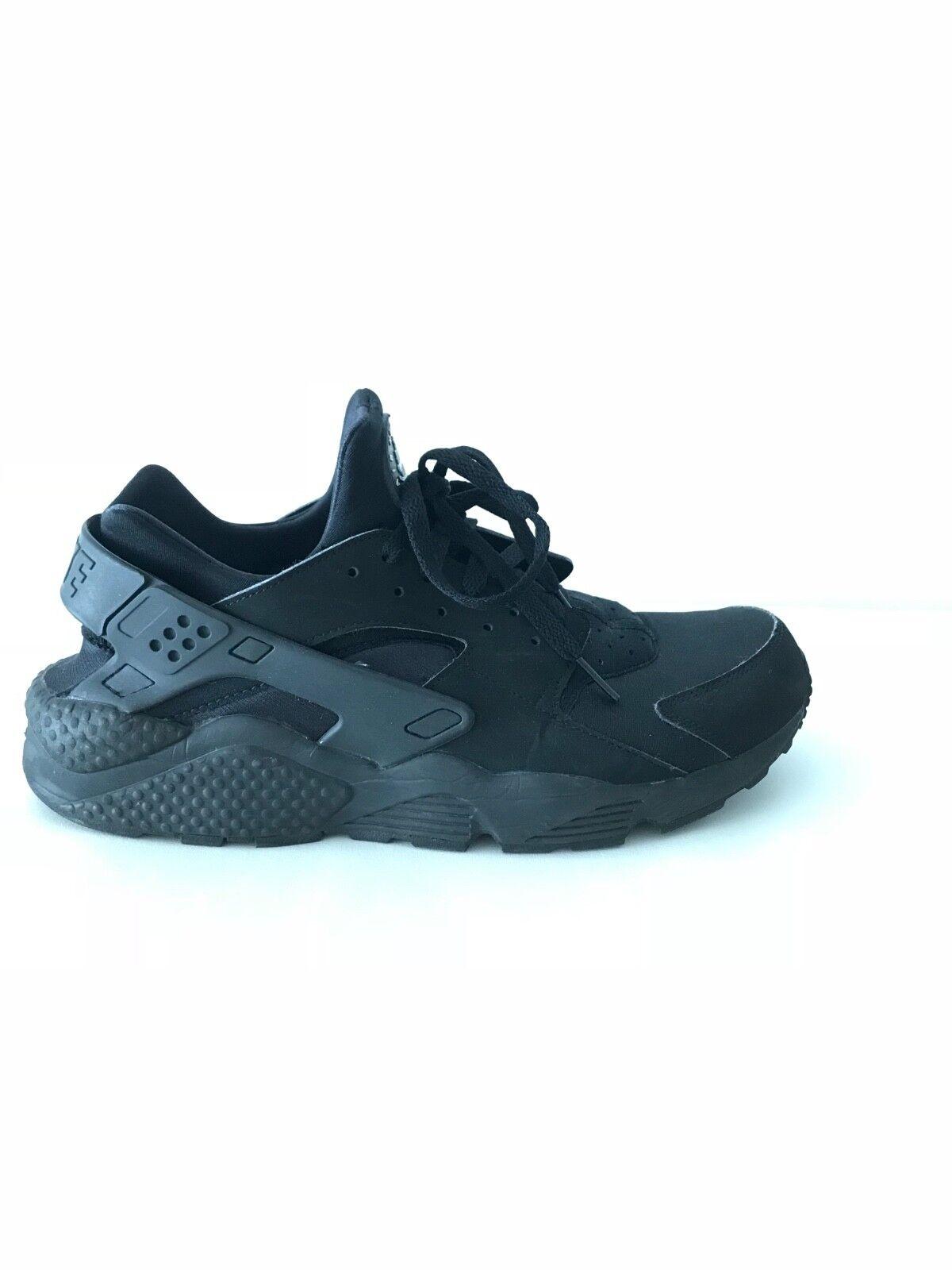 Men's Nike All Black Huarache 11.5 11.5 11.5 271143